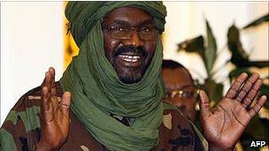 Khalil Ibrahim, kiongozi wa JEM