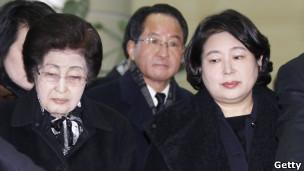 金大中遗孀率团赴朝鲜吊唁金正日