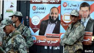 اسلامگرایان در مصر