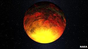 صورة من ناسا