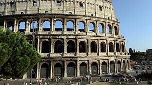 Kolosseum di Italia