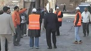 Quan sát viên Liên đoàn Ả Rập ở Syria