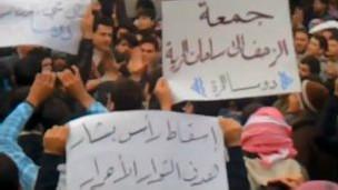 Xung đột ở Damascus