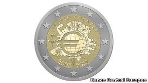 Modelo de moneda según BCE