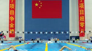 中国备战伦敦奥运会