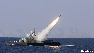 مانور نیروی دریایی