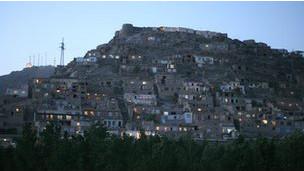 Kota Kabul