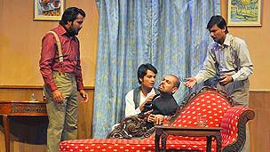 نیک پروین کراچی
