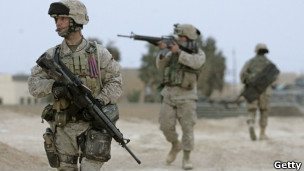 Thủy quân lục chiến Mỹ (ảnh minh họa)