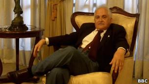 Eduardo Elias. BBC