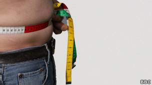 Obesidade (arquivo/BBC)