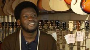 Michael Kiwanuka / BBC
