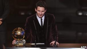 """الأرجنتيني """"ميسي"""" أفضل لاعب بالعالم"""