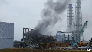 نیروگاه فوکوشیما ژاپن
