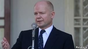 William Hague (Reuters)