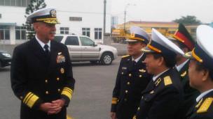 Chuyến thăm Việt Nam của Phó Đô đốc Scott H. Swift, Tư lệnh Hạm đội 7 Mỹ
