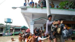 Banjir Banten