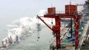 长江的资源生态环境正在加速恶化