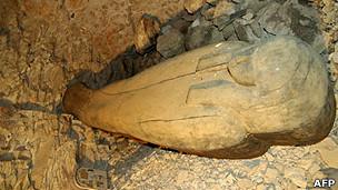 La tumba de Nehmes Bastet