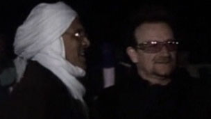 Bono do deserto