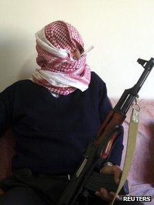 نا آرامی های سوریه تقاضا برای سلاح را بشدت افزایش داده