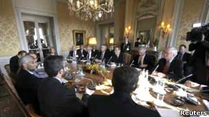 مذاکرات ایران و مذاکره کنندگان بین المللی