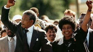 Nelson Mandela, từ tù nhân trở thành tổng thống