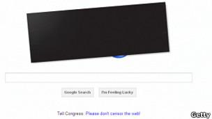 Google apoya el bloqueo