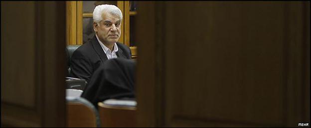 محمود بهمنی رئیس کل بانک مرکزی ایران