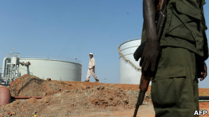 中国是南苏丹石油最大的买主