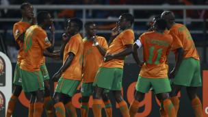 Zambia imeifunga Ghana 1-0
