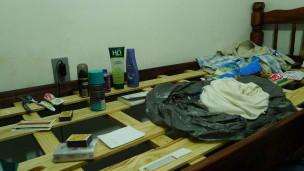 Dormitório em Samambaia  Foto Joao Fellet/BBC Brasil