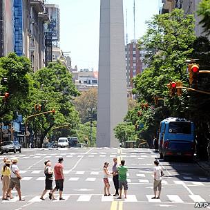 Los Europeos Sueñan Vivir en Argentina