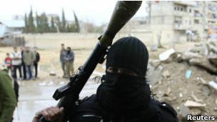 Mpinzani wa serikali nchini Syria
