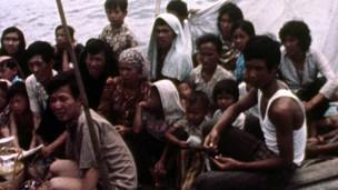 Người tỵ nạn từ Việt Nam trong quá khứ