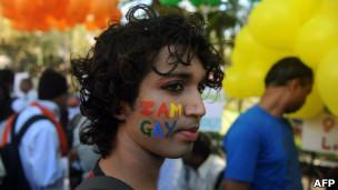 Passeata de Orgulho Gay na Índia