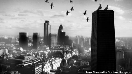 Projeto: Tom Greenall e Jordan Hodgson