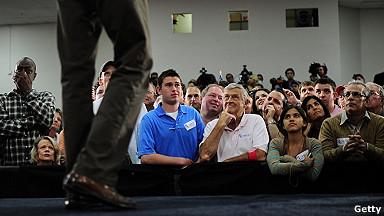 Latinos en campaña