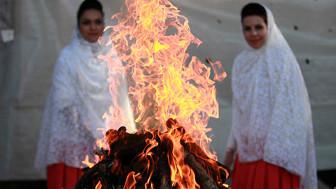 برگزاری جشن باستانی سده در کرمان