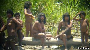 Suku Terasing