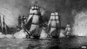 barco histórico