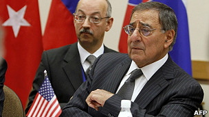 Secretario de Defensa, Leon Panetta