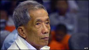 Ông Duch, giám đốc nhà tù Khmer Đỏ