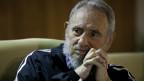 Fidel Castro comparece à abertura de Assembleia Nacional em Cuba