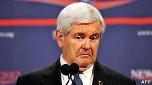 Newt Gingrich (AFP)