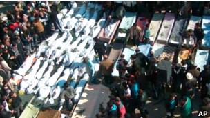 کشته شدگان حمص