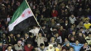 تظاهرات در سوریه علیه بشار اسد