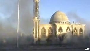 مسجدی در حمص