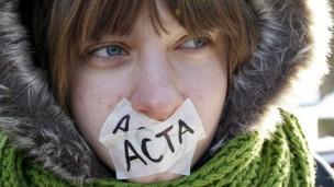 Protestas anti-acta