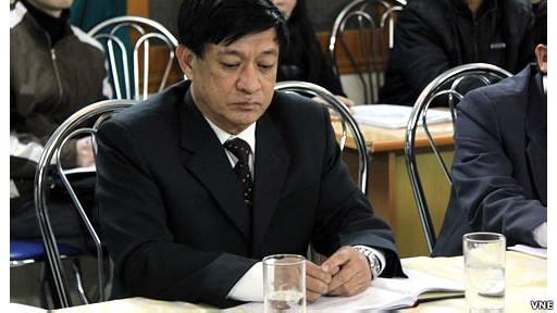 Ông Lê Văn Hiền, Chủ tịch UBND Huyện Tiên Lãng Hải Phòng